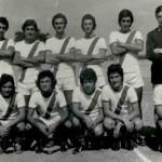 Squadra calcistica Madonna dell'Arco, fine anni '70