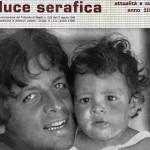 Copertina di Luce serafica, periodico diretto da padre Guido Giustiniano. In nome della famiglia mi fu concesso l'onore della copertina insieme a mio figlio Raffaele, ma non fu di buon auspicio!
