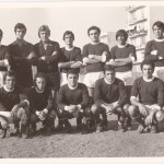 Squadra del Sant'Anastasia primi anni '70